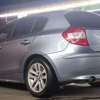 2007年BMW 120i
