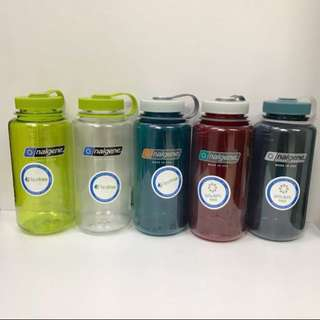 [INSTOCK] NALGENE WATER BOTTLE 1 LITRE