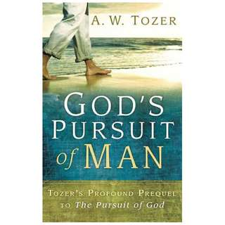 [eBook] God's Pursuit of Man - A W Tozer