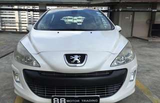 Peugeot 1.6a glass roof edition (cheapest)