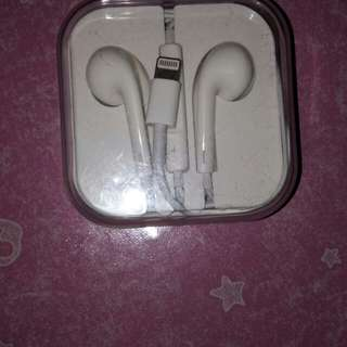Iphone Headset Original
