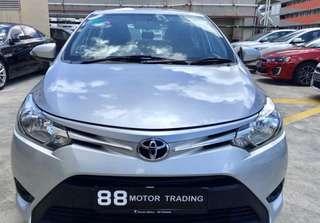 2016 Toyota Vios (cheapest)