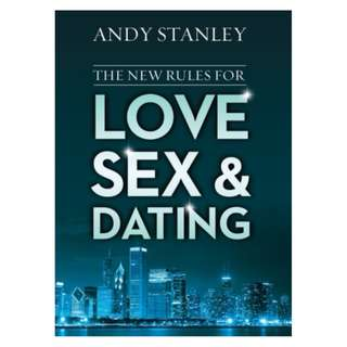 [eBook] The New Rules for Love, Sex, and Dating - Andy Stanley