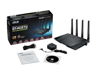 Asus Dual-band Router RT-AC87U