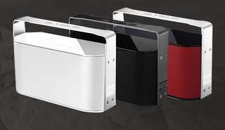 Elysium Portable Speaker Vii/VII white BRAND NEW