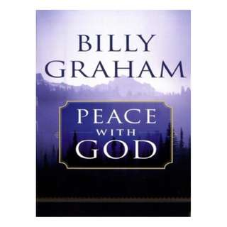 [eBook] Peace with God - Billy Graham