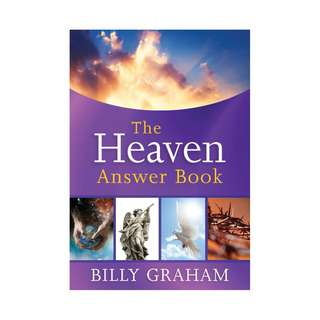[eBook] The Heaven Answer Book - Billy Graham