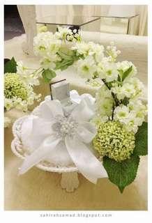 Gubahan Wedding Trays
