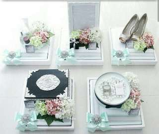 Gubahan Wedding Trays