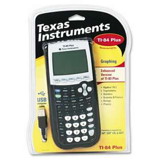 Texas Instrument Calculator TI-84 Plus