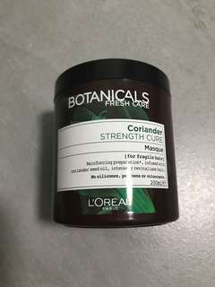 Botanicals Coriander Strength Cure Masque