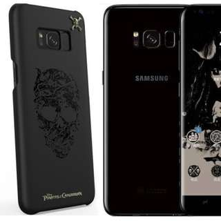 Galaxy S8 Pirates of the Caribbean