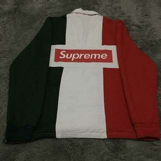 SUPREME RUGBY SHIRT