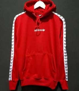 Hoodie Adidas Red