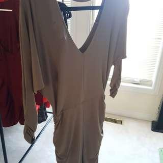 Loose top dress