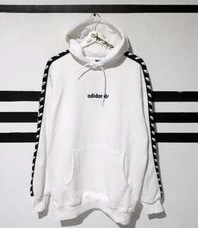 Hoodie Adidas White