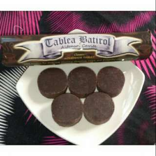 Tablea/chocolate tablets