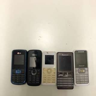 🚚 古董手機 B.B. call 有喜歡可私