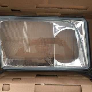 正 W124 500E 燈罩 Hella製 交正廠件 300CE TE 敞篷 C124 S124 A124