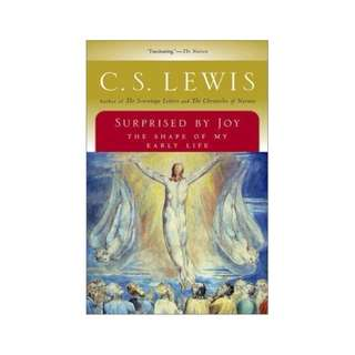 [eBook] Surprised by Joy - C S Lewis