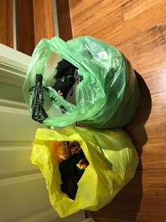 Bundle deal 2xbags clothes