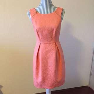 Forever New brocade dress
