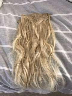 Amazing Hair - 100% human hair 20inches clip in