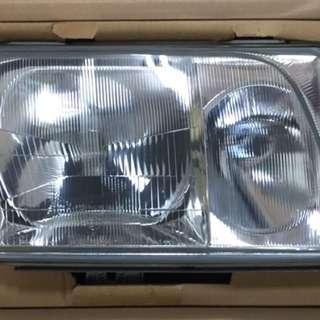 W124大燈 500E 燈罩 E420 E320C E280 E220C E230 E200 320CE