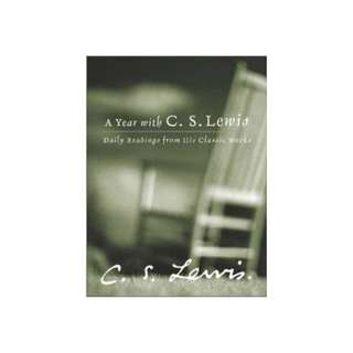 [eBook] A Year With C S Lewis