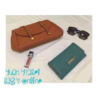 Brown Sljng Bag