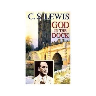 [eBook] God in the Dock - C S Lewis