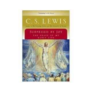 [eBook] Surprised by Joy - C S Lewis