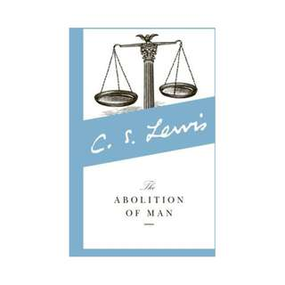 [eBook] The Abolition of Man - C S Lewis