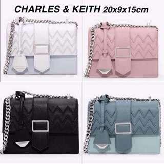 Charles and keith bag