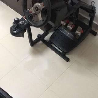 logitech g25 with stand