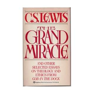 [eBook] The Grand Miracle - C S Lewis