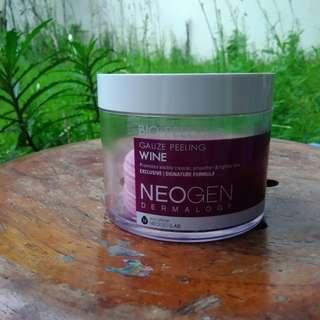 Neogen bio peel wine