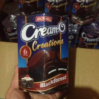 CREAM-O CREATIONS BLACKFOREST