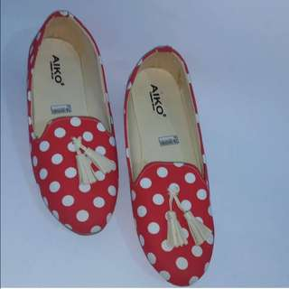 Flatshoes tods lonceng aiko