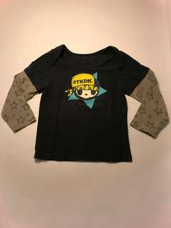 Tokidoki long sleeve t-shirt - 2yr