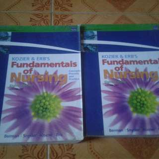 Kozier and Erb's Fundamentals of Nursing 8th Edition
