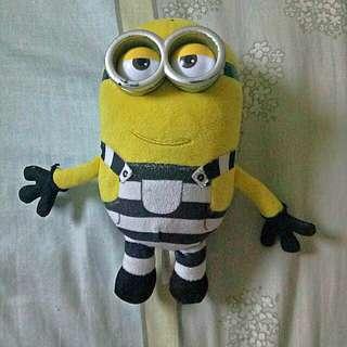 Minions stuffed toy