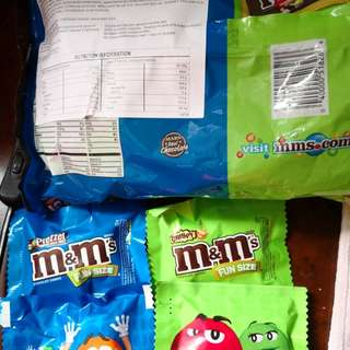 M&Ms Limited flavour!!