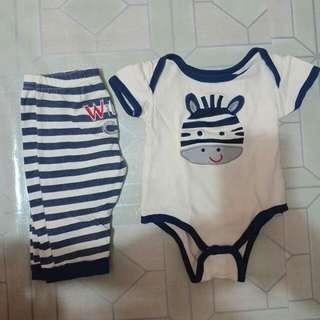 Baby Boy Terno
