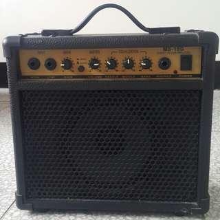 ms 15g amplifier 音箱