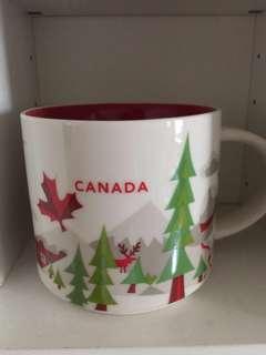 Starbucks Mug - Rare Canada version 1 ( discontinued)