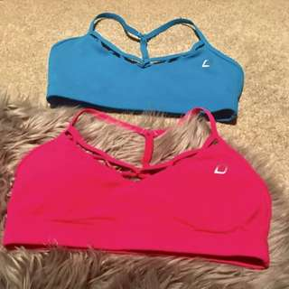 Lorna Jane Sports Bra 💗💙 Authentic Two For $25 Price Drop
