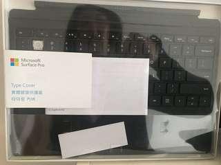 MS surface English keyboard