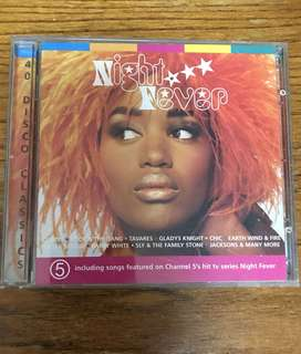 1970s Night Fever 2 CD Boogie Music