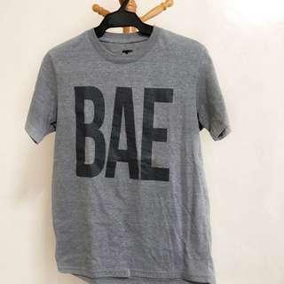 """*SALE!* Tee Culture """"BAE"""" Tshirt"""
